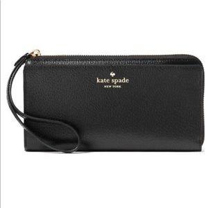 NWT Kate Spade Grand Street Layton Wallet